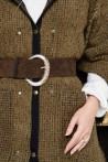 Cape en laine pour un hiver tendance créée par Koshka Paris 3
