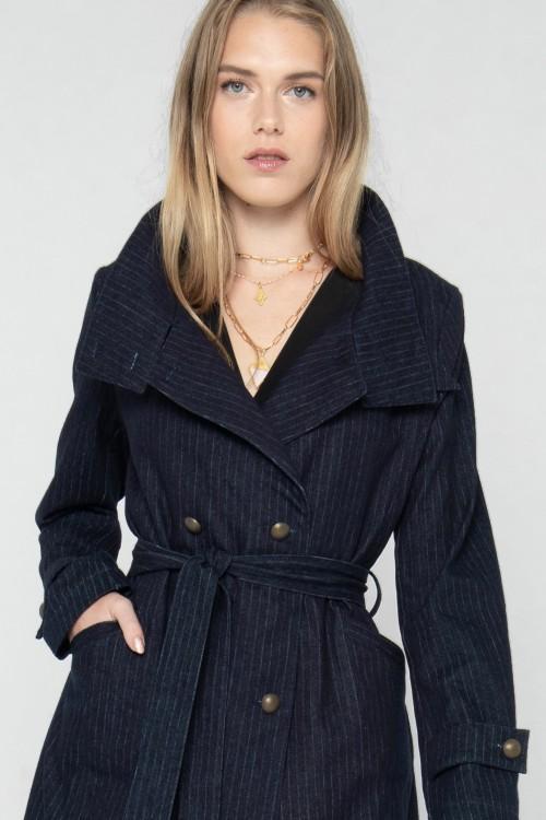 Emily Trench-coat