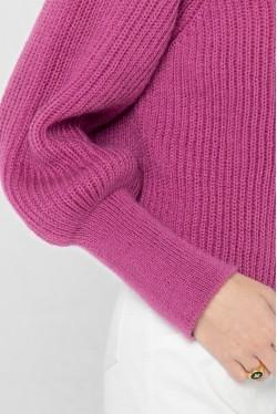 Pull en laine mohair tricoté à la main en Arménie pour Koshka Paris 5