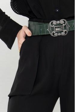 Pantalon noir fluide 2